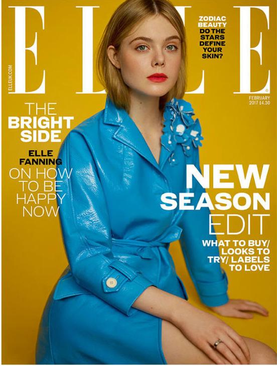 elle-fanning-cover  bitchy | Elle Fanning talks social media: 'You must depart slightly thriller' elle fanning cover