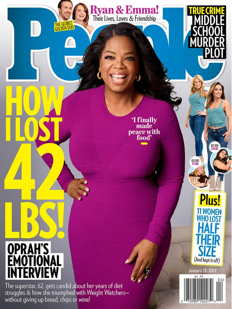 oprahpeople  bitchy | Oprah covers Individuals in a physique con costume: 'I lastly made peace with meals' oprahpeople