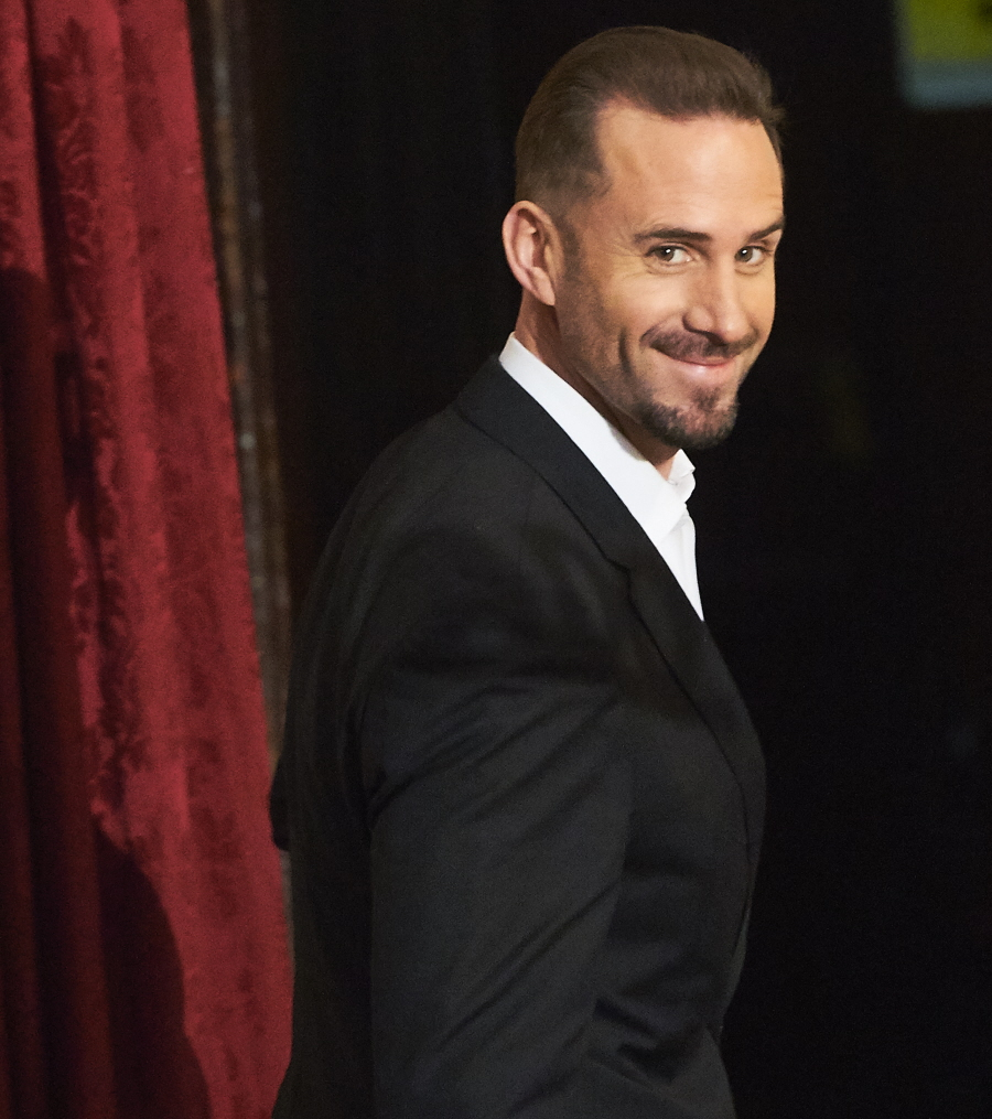 wenn23647042  bitchy   That Joseph Fiennes-as-Michael Jackson present has been cancelled, fortunately wenn23647042