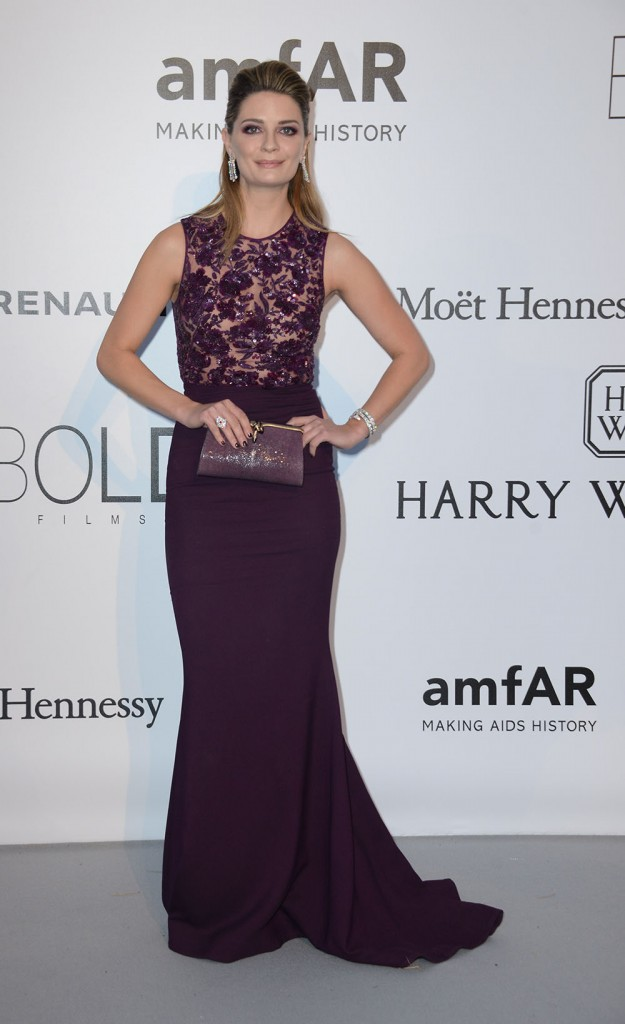 amfAR fundraiser event - Arrivals  bitchy | Mischa Barton's hospitalization was the results of date rape drug wenn23968763