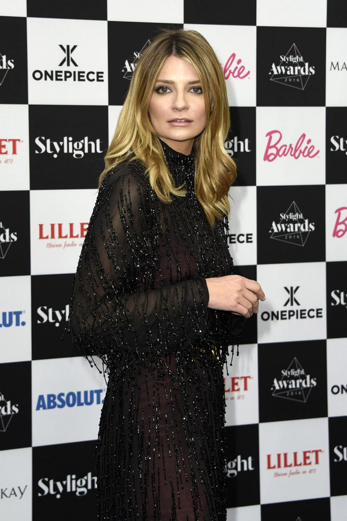Mercedes-Benz Fashion Week Spring/Summer 2017 - Stylight Awards - Arrivals  bitchy | Mischa Barton's hospitalization was the results of date rape drug wenn24816434