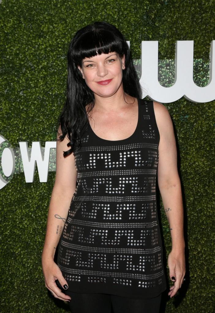wenn28769247  bitchy | Pauley Perrette: 'You suppose my ideas don't matter as a result of I'm an actor?' wenn28769247