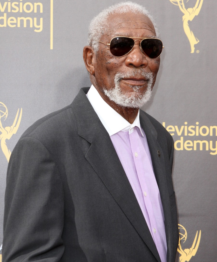 Creative Arts Emmy Awards 2016 Arrivals - Day 2  bitchy | Morgan Freeman is 'holding out hope' that Child Fists is an effective president wenn29511020