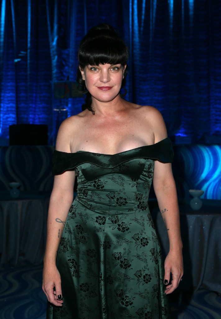 wenn29586537  bitchy | Pauley Perrette: 'You suppose my ideas don't matter as a result of I'm an actor?' wenn29586537