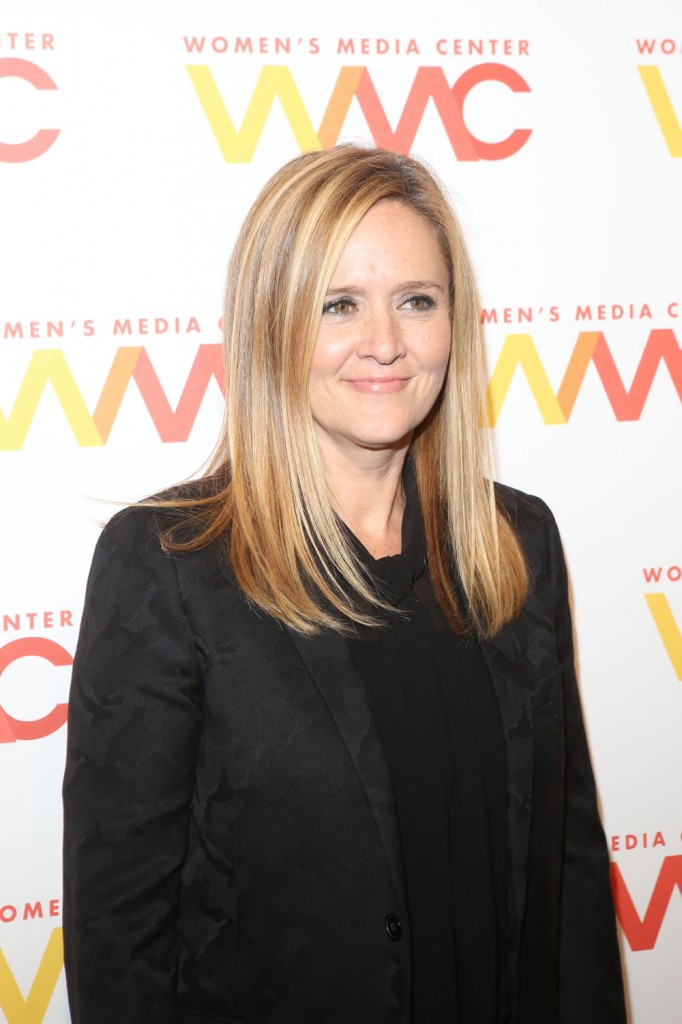 wenn29612789  bitchy | Samantha Bee solely eats darkish chocolate: 'Don't come close to me with milk chocolate' wenn29612789