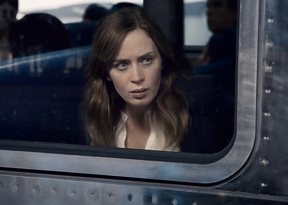 The Girl on the Train (2016)  bitchy | 2017 SAG Awards Open Publish: Hosted by Emily Blunt's bizarre surge wenn29666788