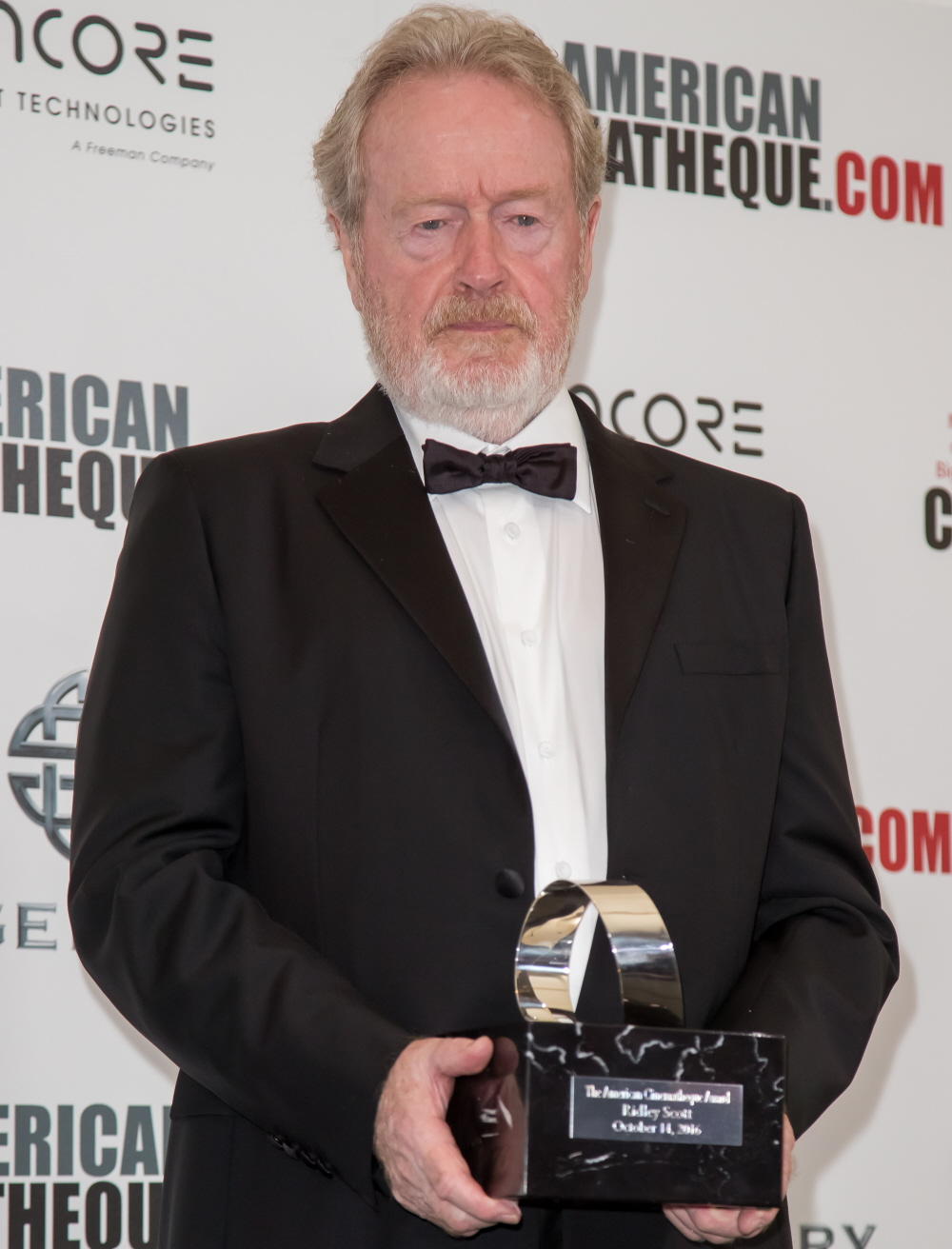 wenn29683417  bitchy | Ridley Scott is a judgy hipster: 'Superhero films should not my type of factor' wenn29683417