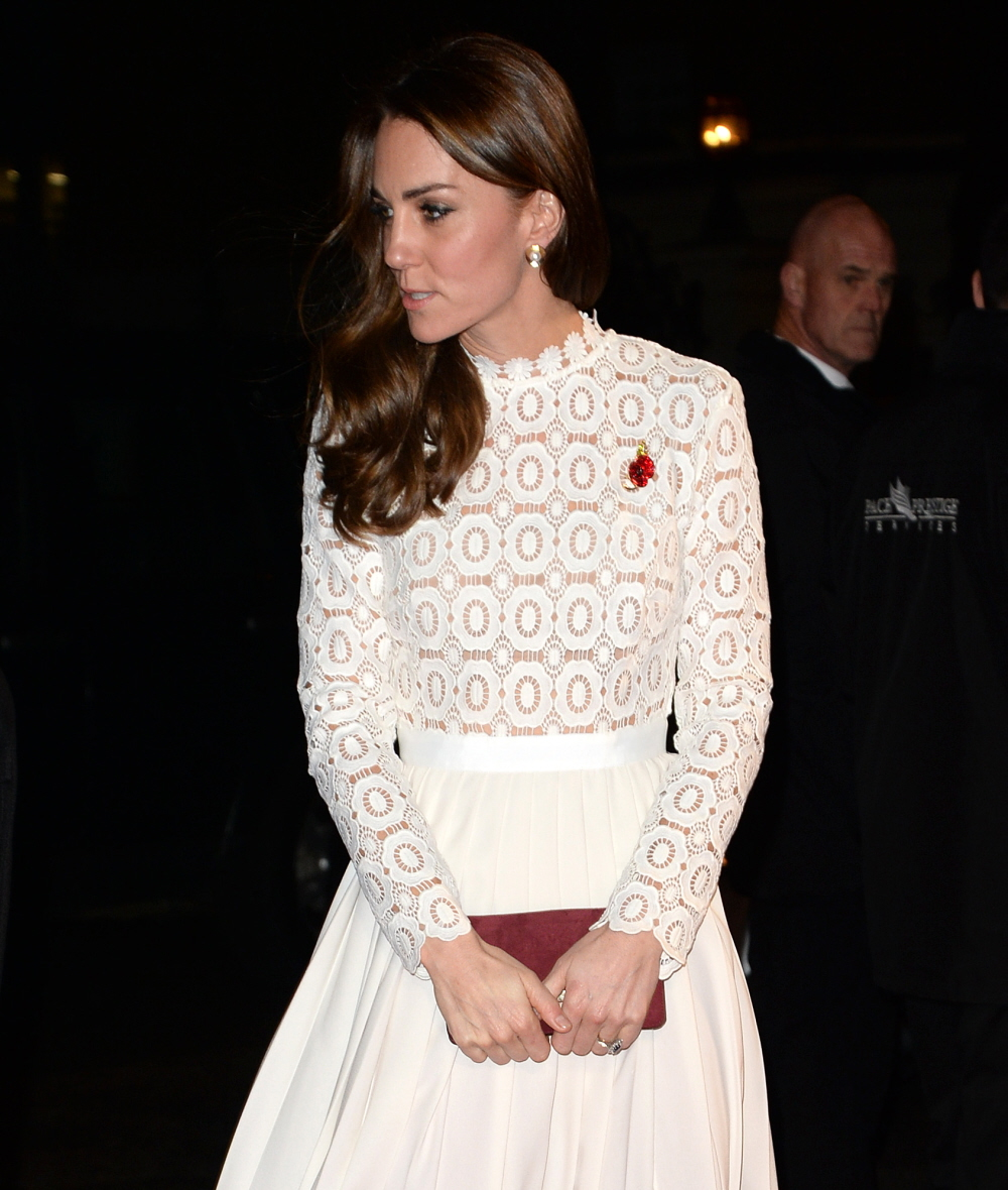 wenn29968694  bitchy | DM: Does Duchess Kate clutch her crotch to keep away from shaking arms? wenn29968694