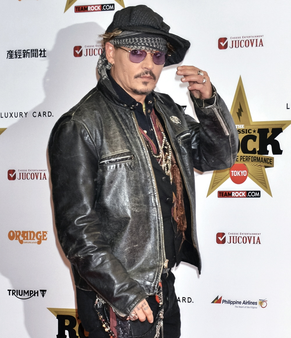 wenn30003252  bitchy   Johnny Depp claims that Amber Heard needs to increase her '15 minutes of fame' wenn30003252