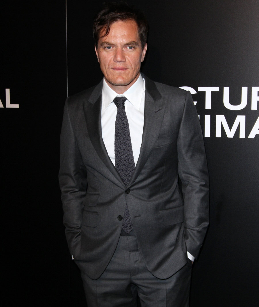 wenn30215562  bitchy | Michael Shannon's Oscar nom was excellent news within the midst of Trump's 'carnage' wenn30215562