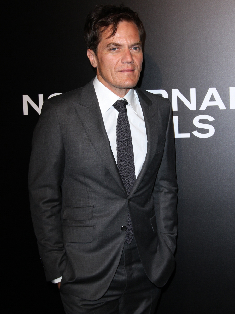 wenn30215564  bitchy | Michael Shannon's Oscar nom was excellent news within the midst of Trump's 'carnage' wenn30215564