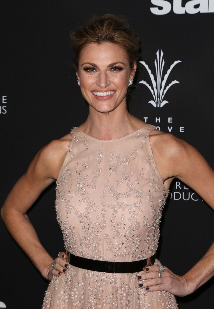 wenn30502503  bitchy | Erin Andrews bought handled for cervical most cancers, was again at work in just a few days wenn30502503