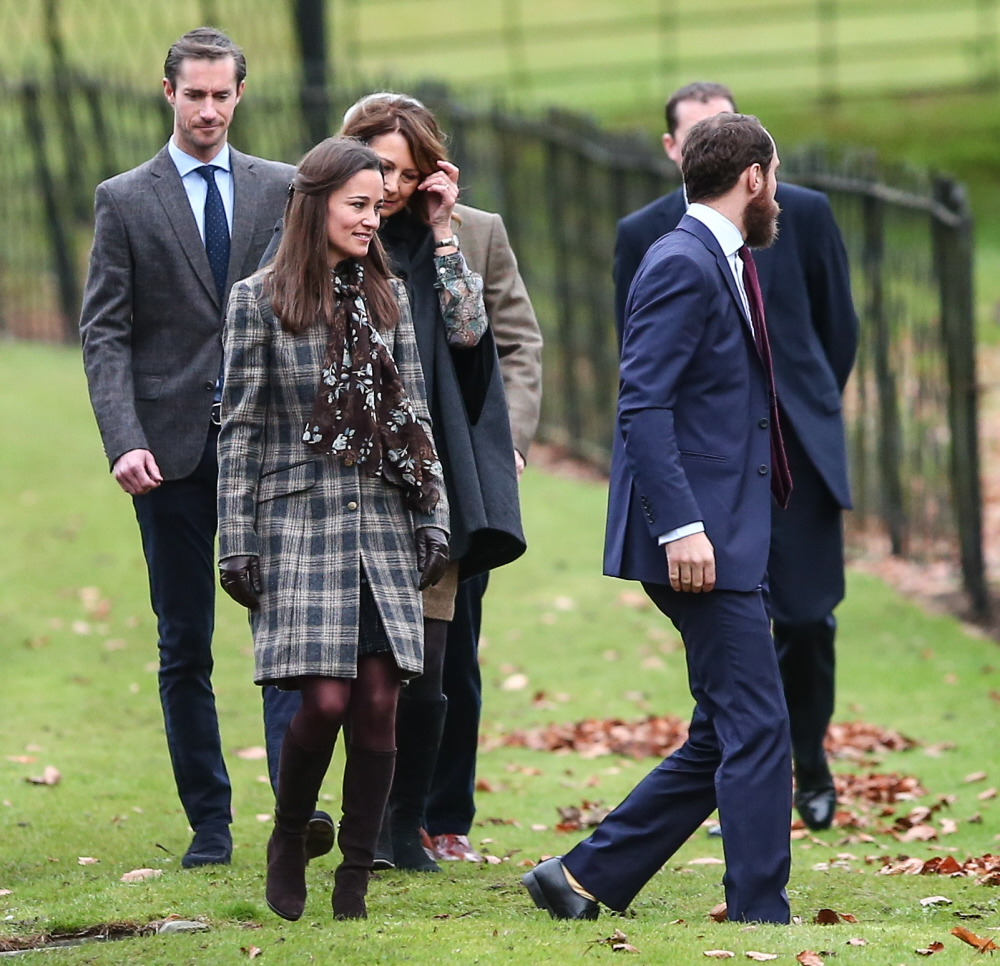 wenn30653955  bitchy | Are the Middletons anxious in regards to the exorbitant price of Pippa's marriage ceremony? wenn30653955