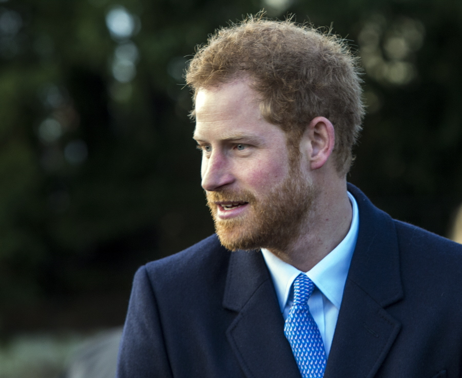 wenn30654527  bitchy   Prince Harry already met Meghan Markle's father… 'about six months in the past' wenn30654527