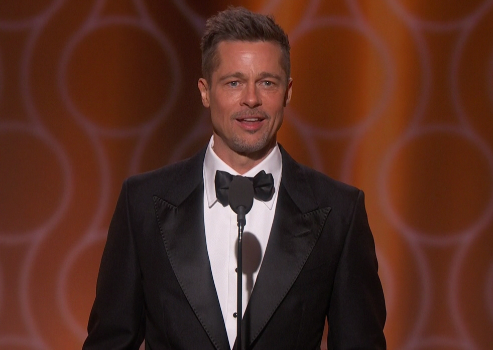 wenn30702360  bitchy | Us Weekly: Brad Pitt 'misplaced a bunch of weight, he's had time to give attention to himself' wenn307023602