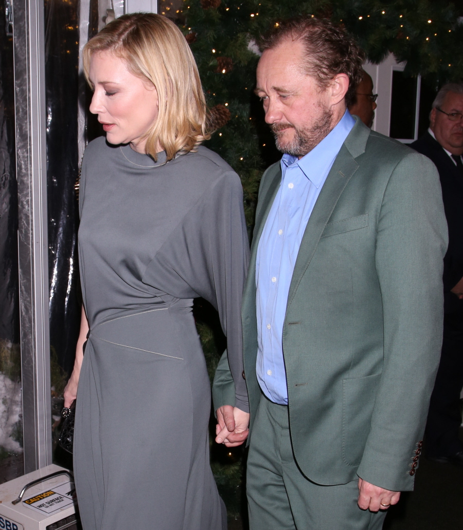 wenn30702458  bitchy | Cate Blanchett & Andrew Upton are high-quality… after he received pleasant with a 27-year-old wenn30702458