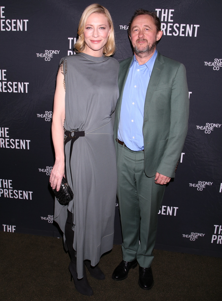 wenn30702463  bitchy | Cate Blanchett & Andrew Upton are high-quality… after he received pleasant with a 27-year-old wenn30702463