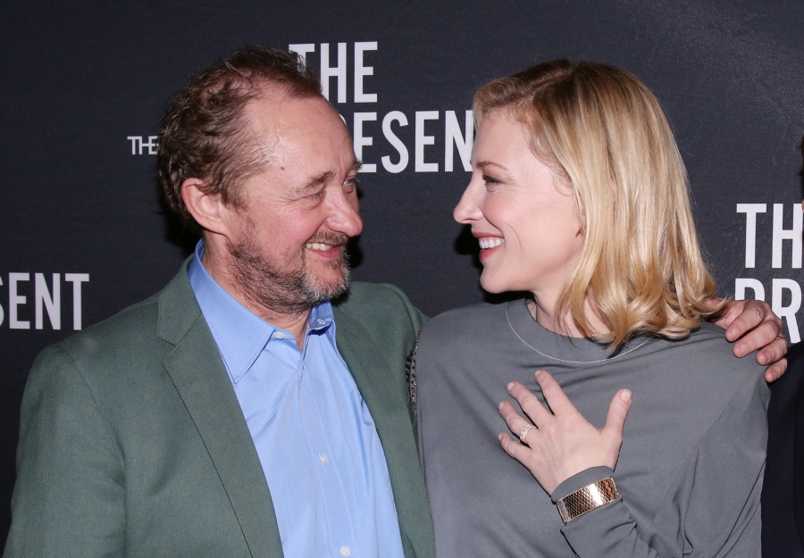 wenn30702533  bitchy | Cate Blanchett & Andrew Upton are high-quality… after he received pleasant with a 27-year-old wenn30702533