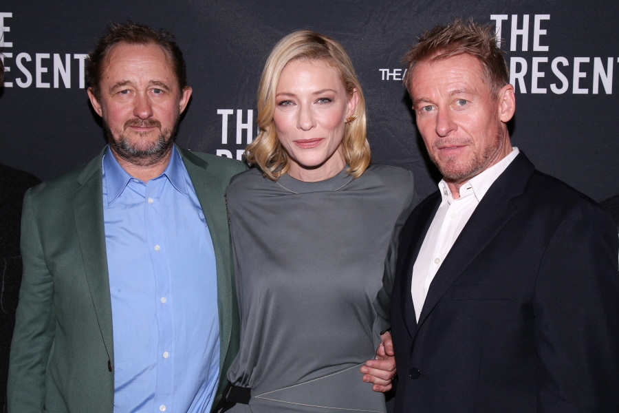 wenn30702535  bitchy | Cate Blanchett & Andrew Upton are high-quality… after he received pleasant with a 27-year-old wenn30702535