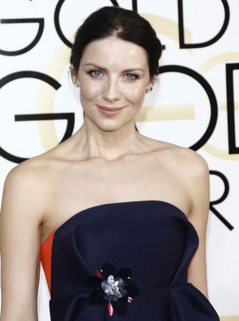 wenn30702557  bitchy | Drew Barrymore in Monique Lhullier on the Golden Globes: avian fab or fug? wenn30702557