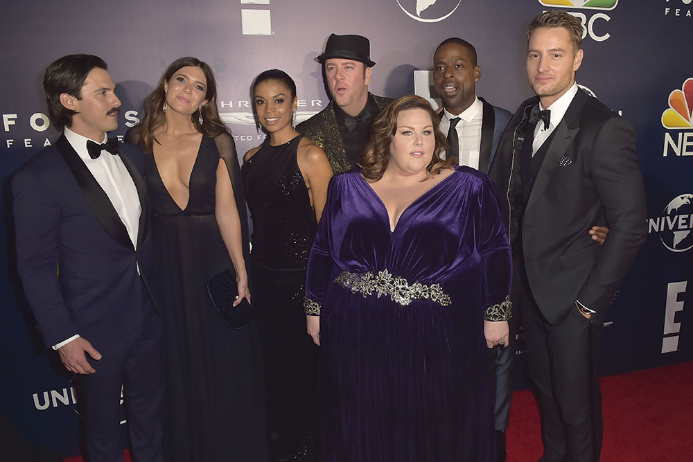 """NBC Universal 74th Annual Golden Globes after party  bitchy 