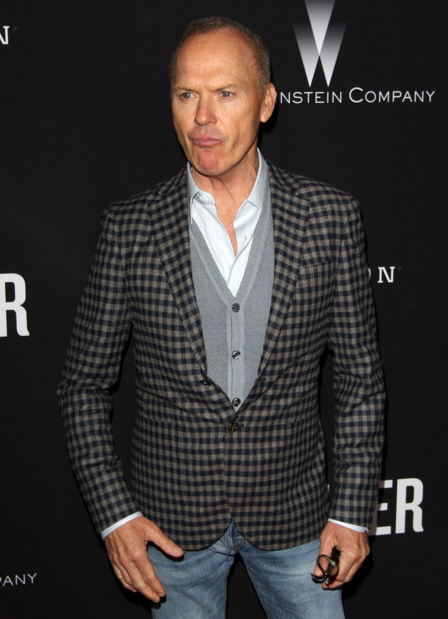 wenn30722068  bitchy | Michael Keaton reportedly informed individuals to offer Emperor Child Fists a 'likelihood' wenn307220681
