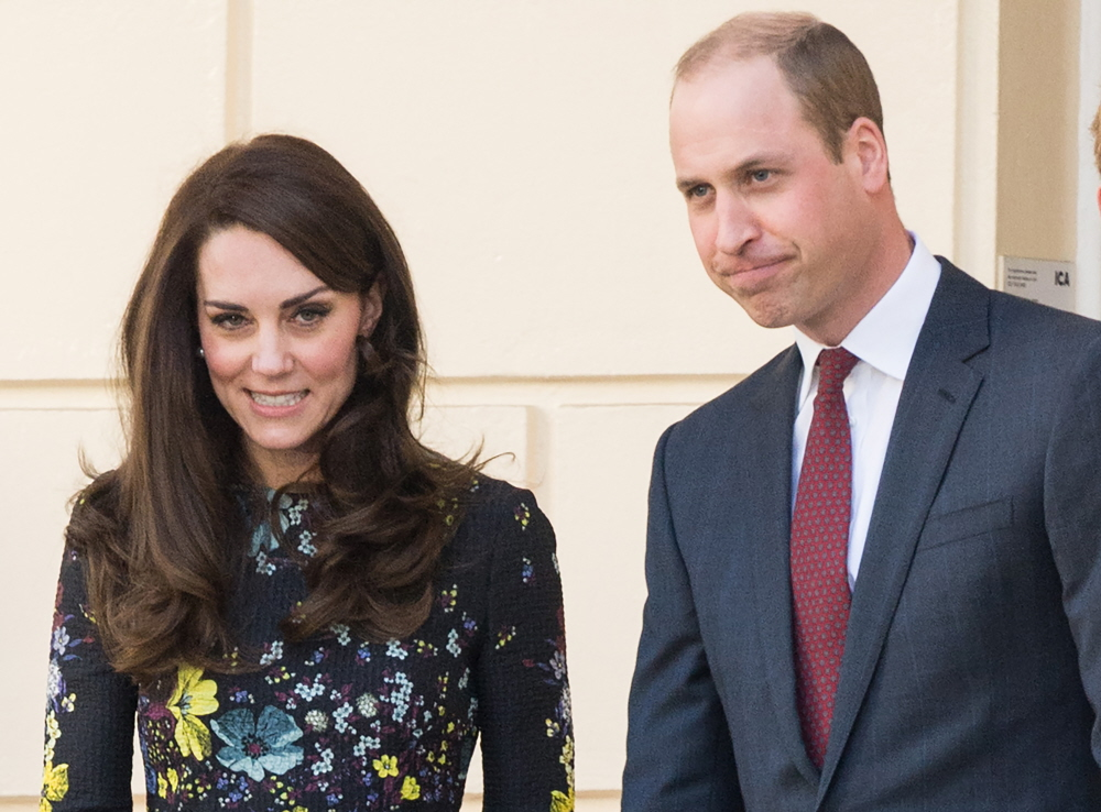 wenn30747059  bitchy   Prince William & Kate affirm that they're eager to maneuver to London full-time wenn307470591