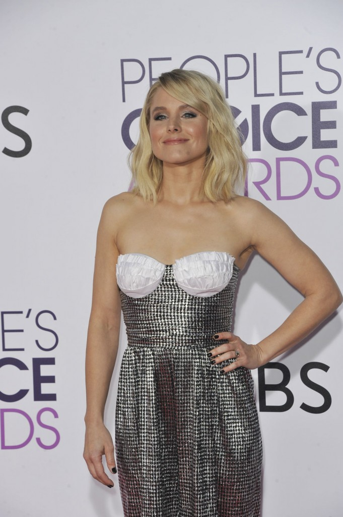 wenn30758811  bitchy | Kristen Bell in Rasario on the Individuals's Selection Awards: 70s mermaid fail? wenn30758811