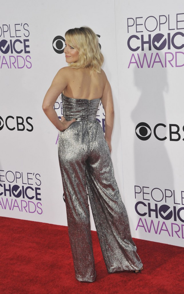 wenn30758813  bitchy | Kristen Bell in Rasario on the Individuals's Selection Awards: 70s mermaid fail? wenn30758813