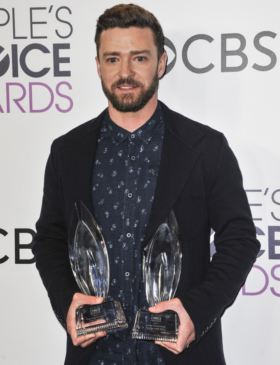 """wenn30758989  bitchy   """"Justin Timberlake gained a Individuals's Selection Award for that 'Trolls' track"""" hyperlinks wenn30758989"""