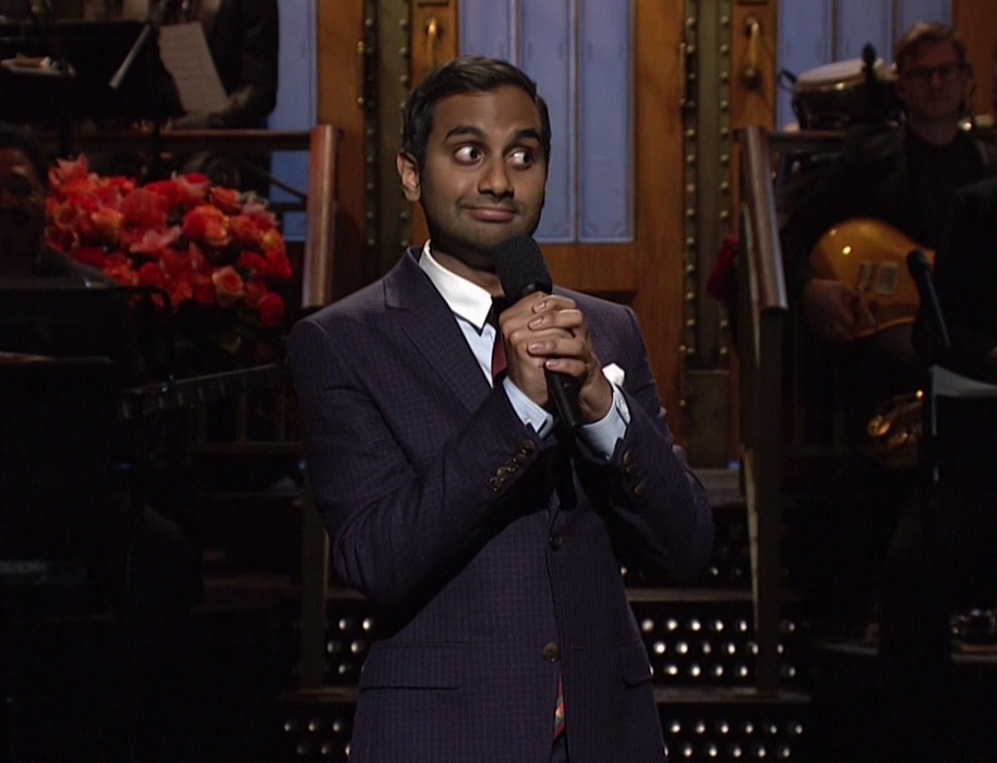 wenn30782576  bitchy | Michael Rapaport blasts Aziz Ansari for making enjoyable of 'struggling' Chris Brown wenn30782576
