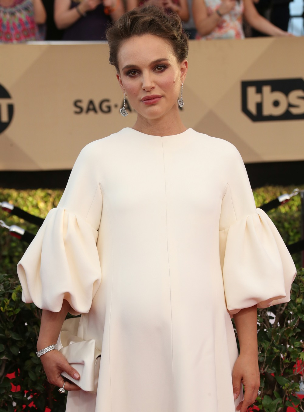 23rd Screen Actors Guild Awards (SAG)  bitchy | Natalie Portman mainly eats stacks of pancakes earlier than leaving the home wenn30823895