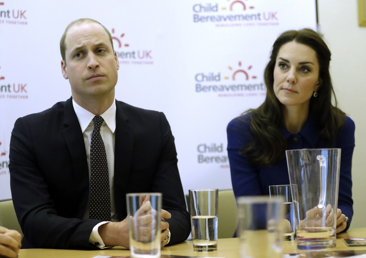 william1  bitchy | Prince William is 'anticipated' to give up working for the EAAA by the summer season william1