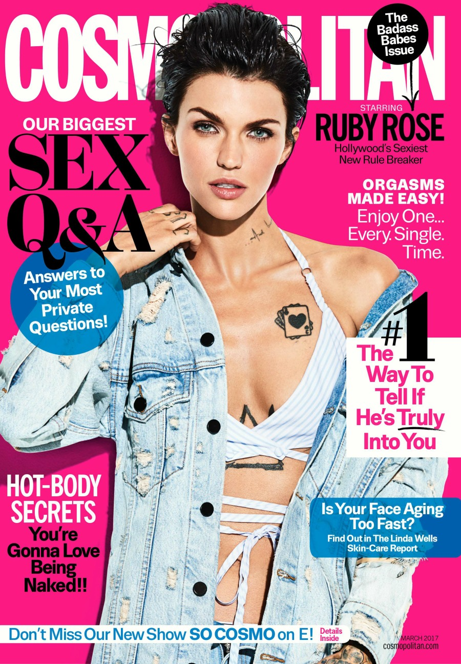 Cosmo_MAR_Ruby Rose  bitchy | Ruby Rose: 'For me, marriage is extra about equal rights' Cosmo MAR Ruby Rose
