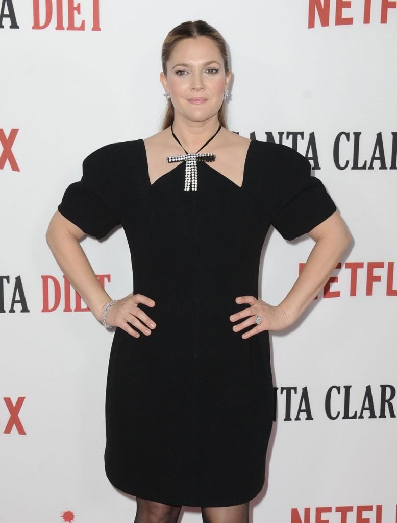 Netflix's 'Santa Clarita Diet' Premiere  bitchy | Drew Barrymore on getting a divorce 'it was identical to my worst nightmare' FFN Diet Barrymore MST 020217 52302098 edited 1