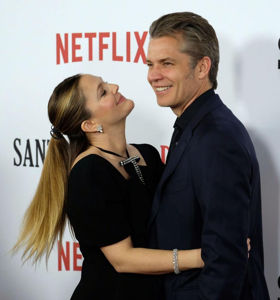 Netflix's 'Santa Clarita Diet' Premiere  bitchy | Drew Barrymore on getting a divorce 'it was identical to my worst nightmare' FFN KMFF Santa Clarita Diet Premiere 020117 52301952 edited 1