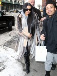 Kim Kardashian Out And About In NYC