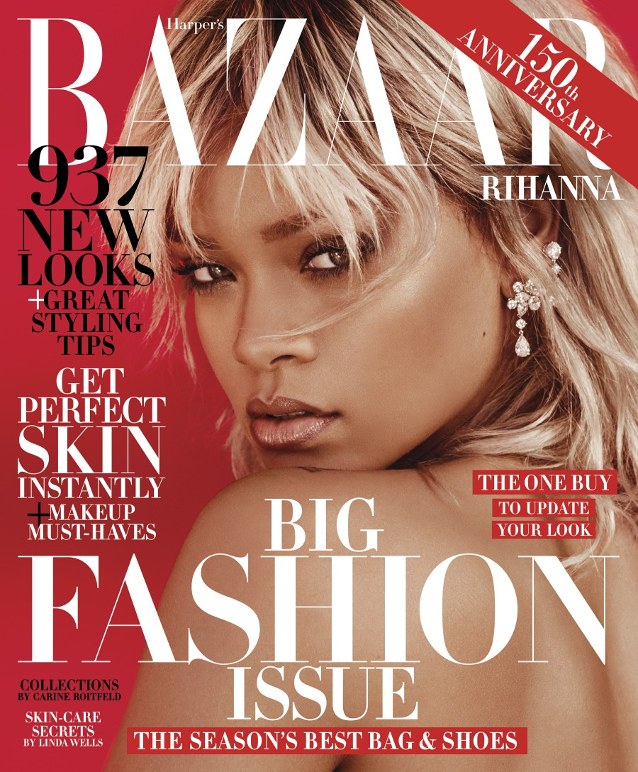 Harper's BAZAAR March Cover_NS