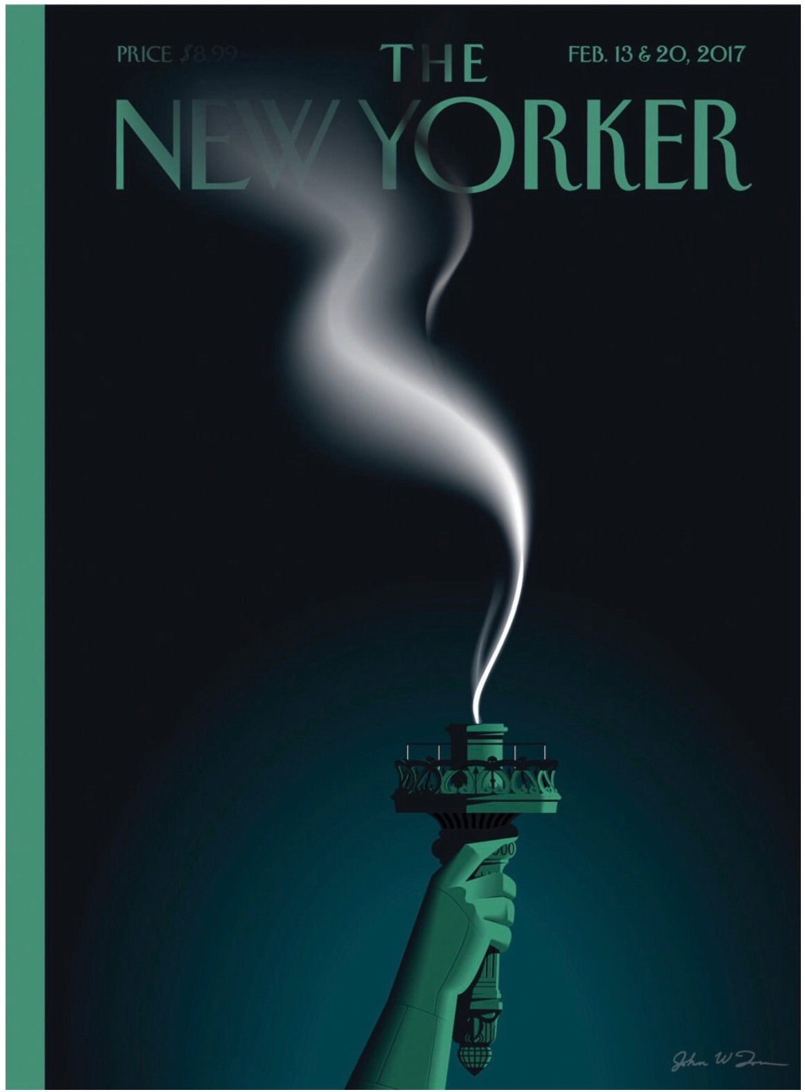 new yorker  bitchy | Donald Trump tweet-stormed a few decide who quashed the Muslim Ban new yorker