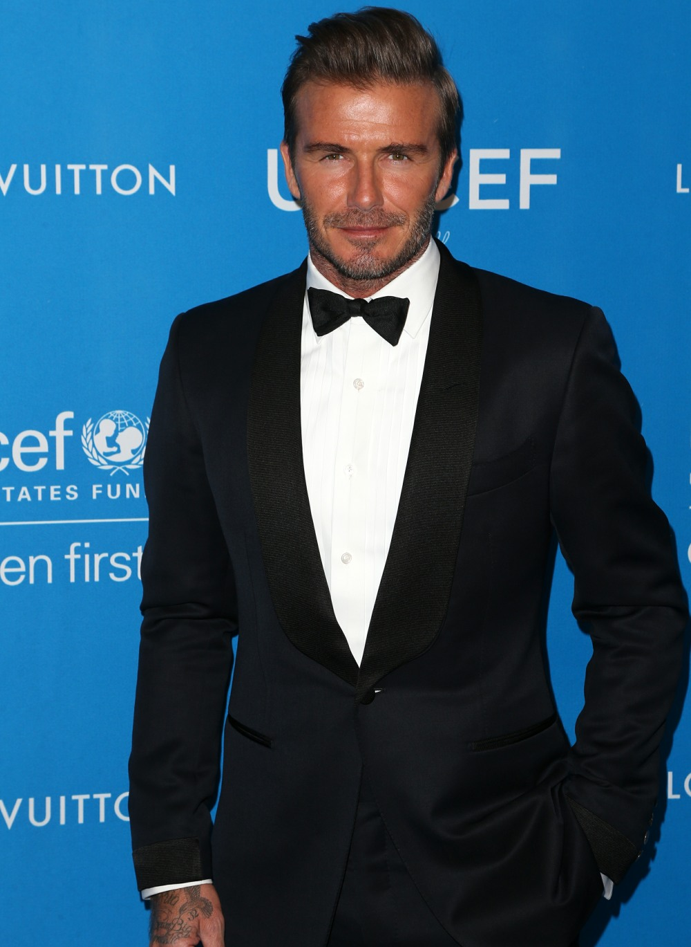 6th Annual UNICEF Ball  bitchy | David Beckham's 'hacked emails' reveal he's obsessive about getting a knighthood wenn23352113