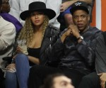 Celebrities at the Los Angeles Clippers game  bitchy | Beyonce pronounces she's pregnant with the best Instagram ever wenn23587763