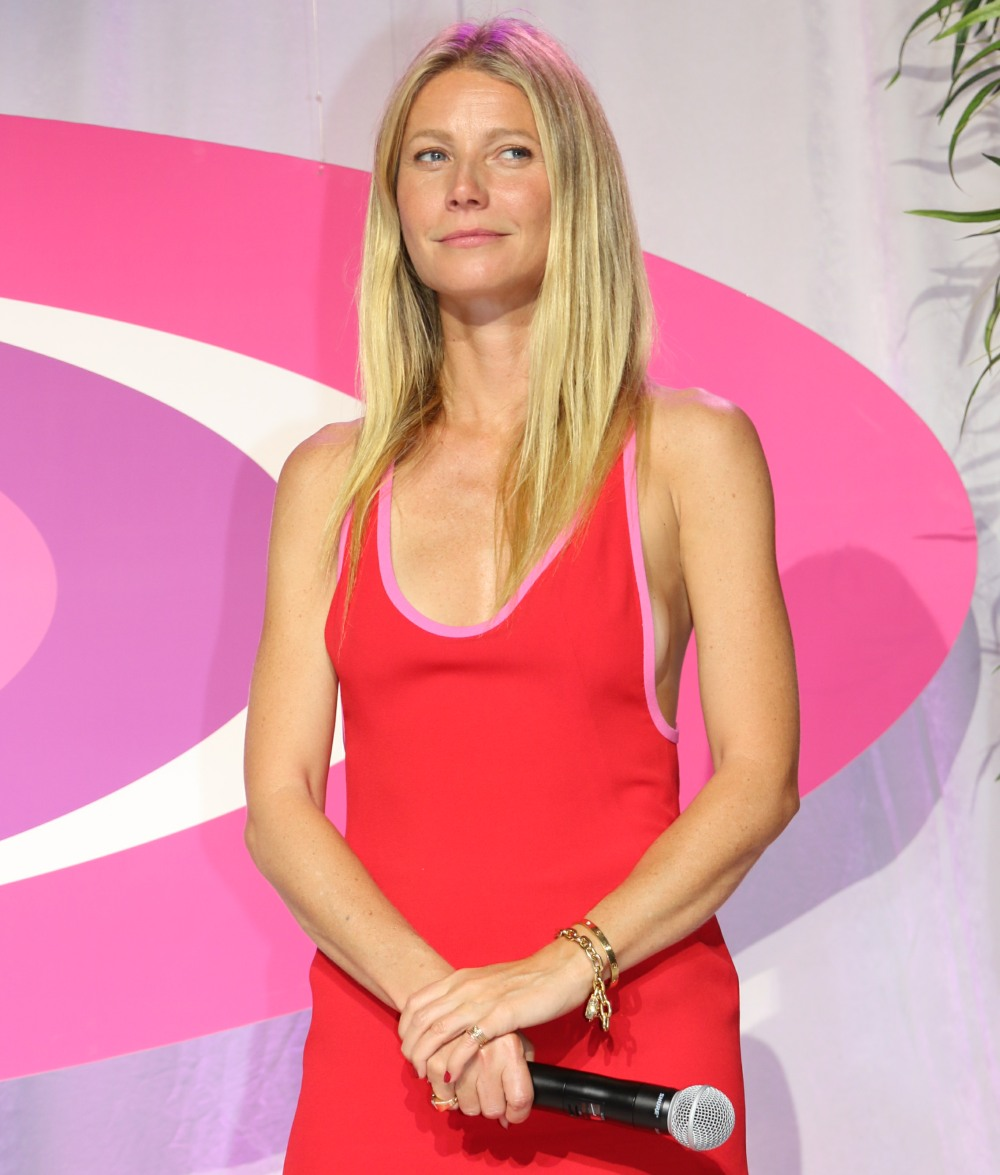 2016 Hamptons Paddle & Party For Pink  bitchy | Gwyneth Paltrow desires you to burn your bras, however not for feminist causes wenn28756925