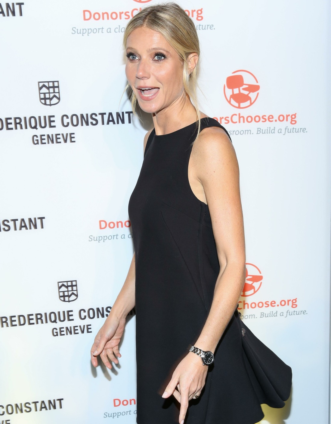 Gwyneth Paltrow attends Frederique Constant Horological Smartwatch launch  bitchy | Gwyneth Paltrow desires you to burn your bras, however not for feminist causes wenn29962821