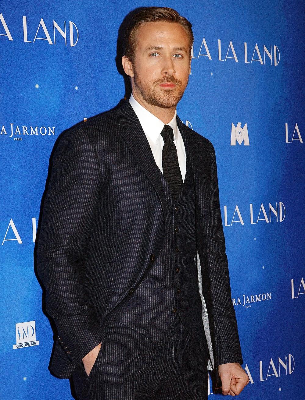 'La La Land' Paris Premiere - Arrivals  bitchy | Ryan Gosling is making an attempt the 'quiet household man' technique for his Oscar marketing campaign wenn30719540
