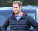 Prince Harry Help for heroes