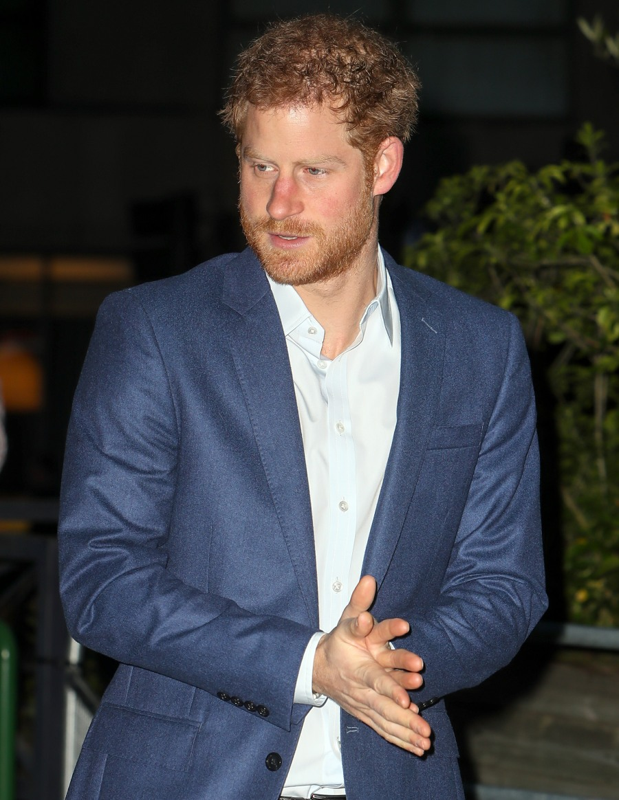 Prince Harry visits the headquarters of the London Ambulance Service  bitchy | Prince Harry & Meghan Markle are 'subsequent stage' & 'virtually dwelling collectively' wenn30838365