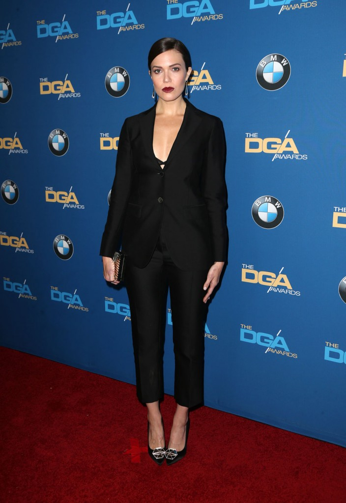 wenn30856016  bitchy | Sarah Paulson in Andrew Gn on the DGA Awards: superb or frumpy? wenn30856016
