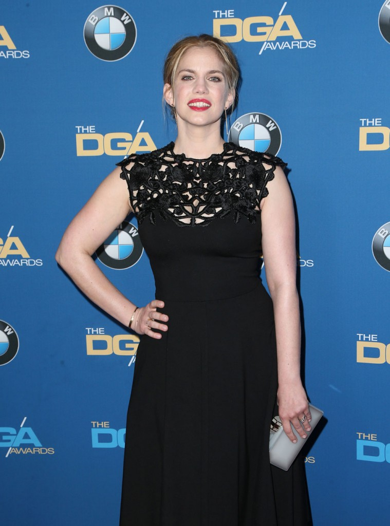 wenn30856044  bitchy | Sarah Paulson in Andrew Gn on the DGA Awards: superb or frumpy? wenn30856044