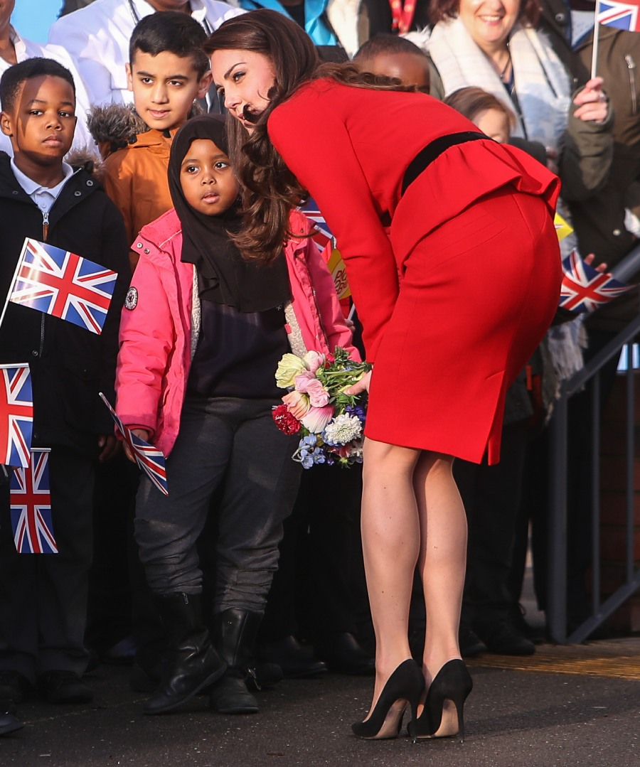Cambridges Place2Be visit  bitchy | Duchess Kate: Kindness 'is simply as necessary as excelling at maths or sport' wenn30861244