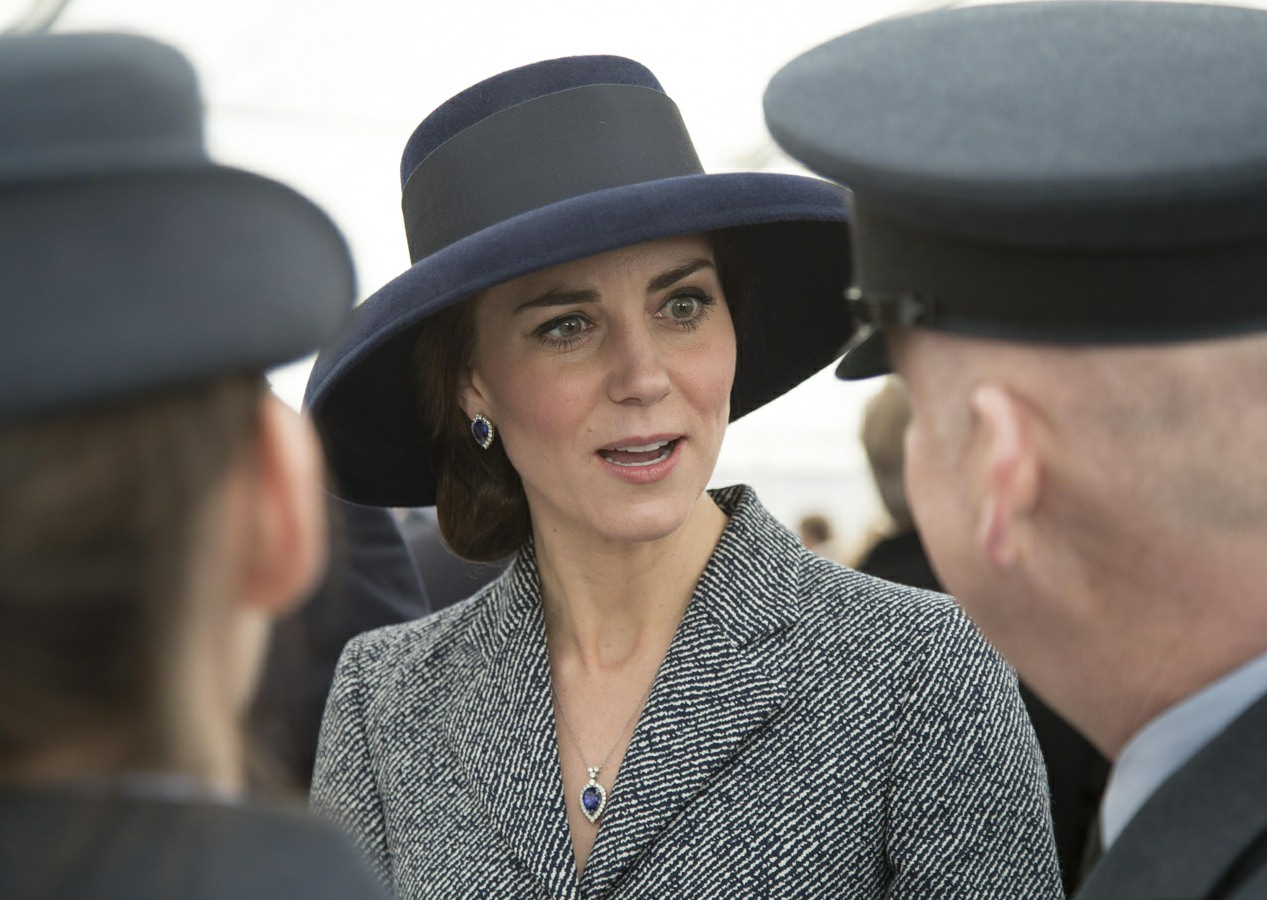 Kate Middleton is less than pleased' with Prince William's ski trip behaviour